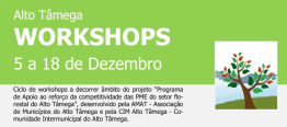 Alto Tâmega Workshops